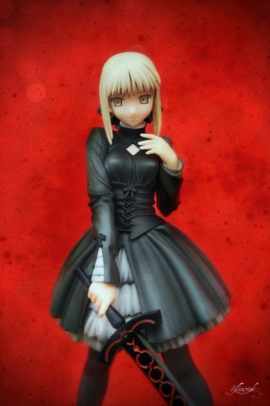 Saber Alter Black Dress ver. - Fate/hollow Ataraxia - 1/8 Alter